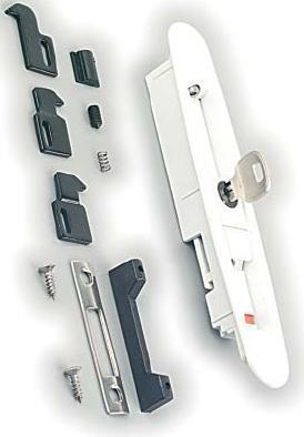 Комплектующие для раздвижной балконной системы - википро: от.