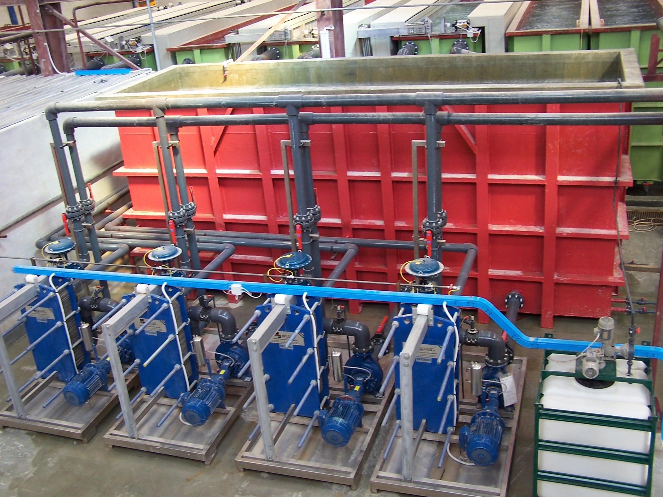 Теплообменник для ванн обезжиривателя теплообменное оборудование дилер цены частный сектор